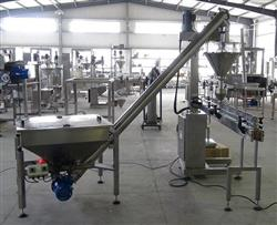 Image Automatic Inline Powder Filler with Auger 434330