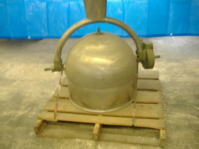 50 Gallon GROEN Kettle