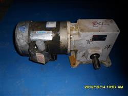 Image BALDOR, NORD/WEG, LEESON/TIGER, SEW, ABM Motors (Lot) 434825