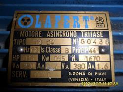 Image DODGE-TIGAR, C.P.I., LAFERT, SM-CYCLO Motors (Lot) 434871