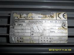 Image DODGE-TIGAR, C.P.I., LAFERT, SM-CYCLO Motors (Lot) 434864