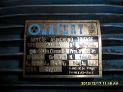 Image DODGE-TIGAR, C.P.I., LAFERT, SM-CYCLO Motors (Lot) 434866