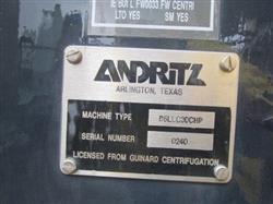 Image ANDRITZ D5LL Decanter Centrifuge 595477