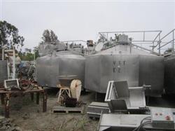 "Image 4500 Gallon KUSEL Double ""O"" Tank 437973"
