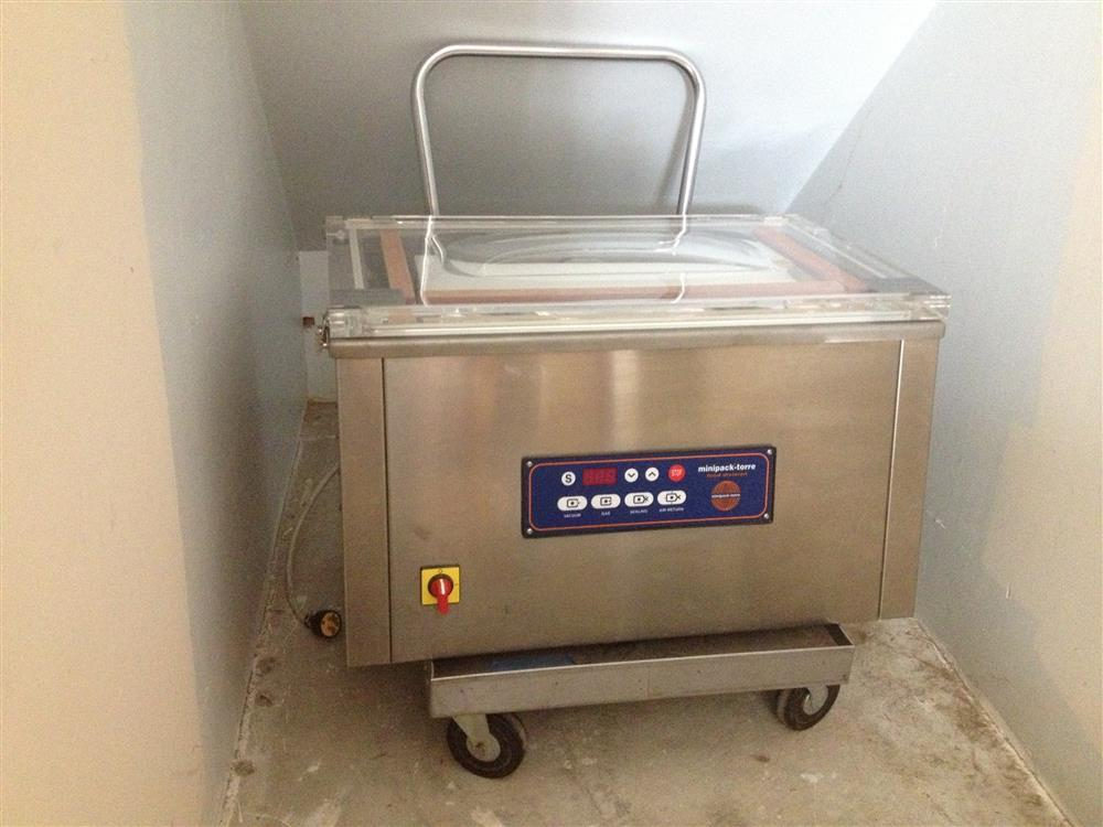 MINIPACK TORRE MV41 Vacuum Pack Machine