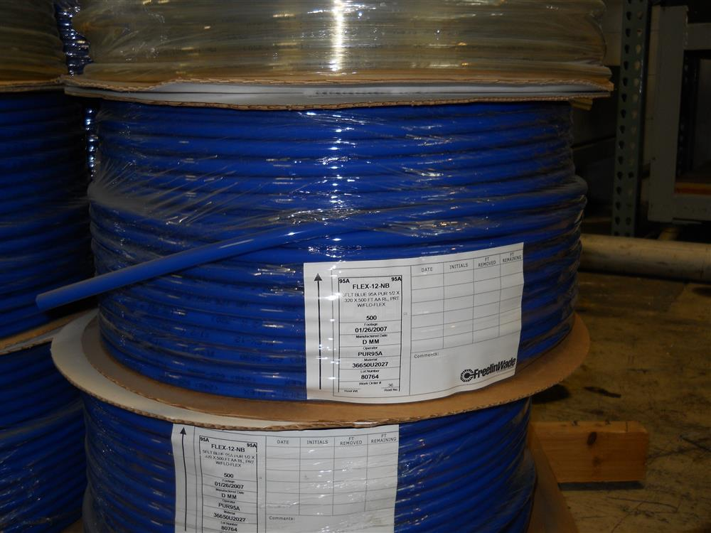 500 ft Flex Poly Tubing 12-NB