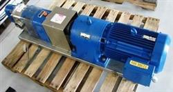 162790 - 15 HP G&H Positive Displacement Pump