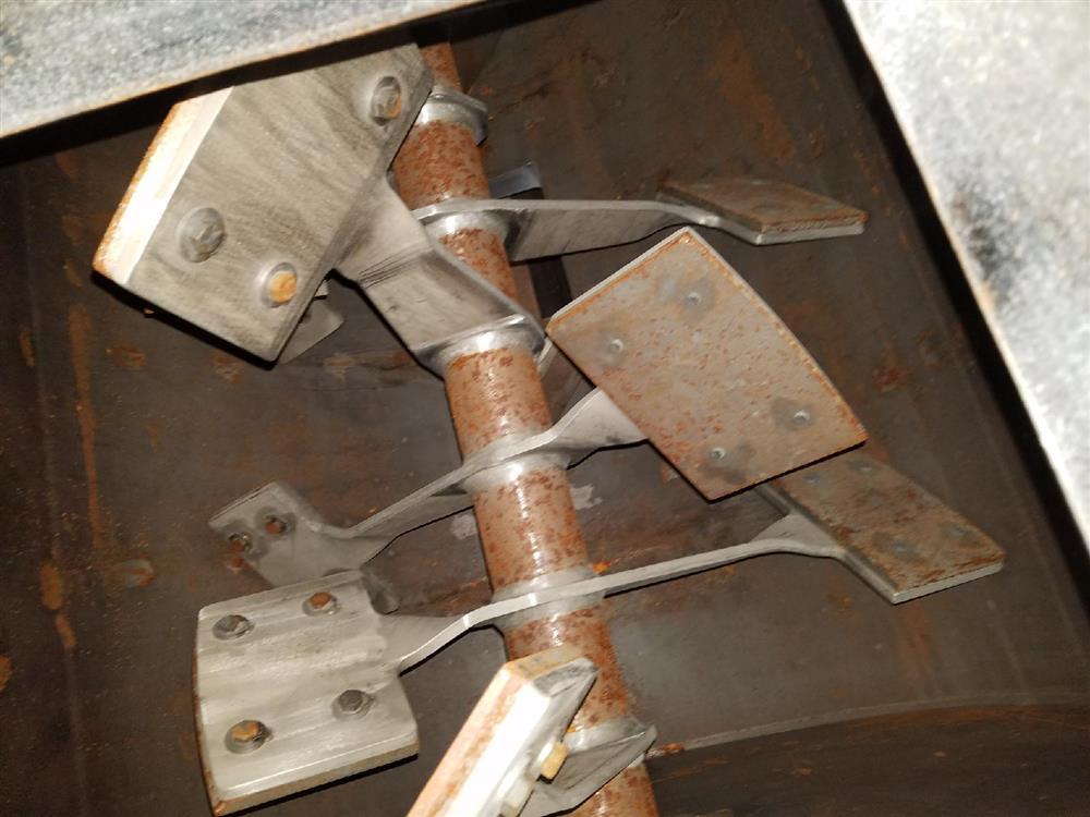 Image EIRICH FPB60 Fluidize Paddle Mixer 911516