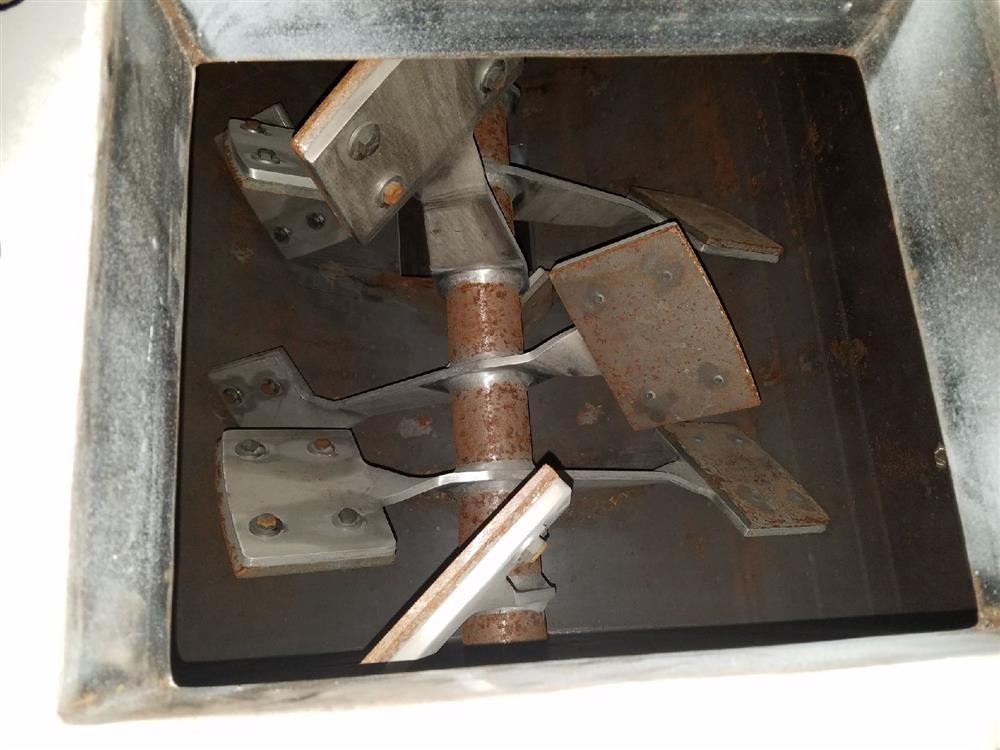 Image EIRICH FPB60 Fluidize Paddle Mixer 911517