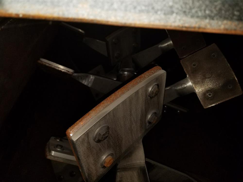 Image EIRICH FPB60 Fluidize Paddle Mixer 911519