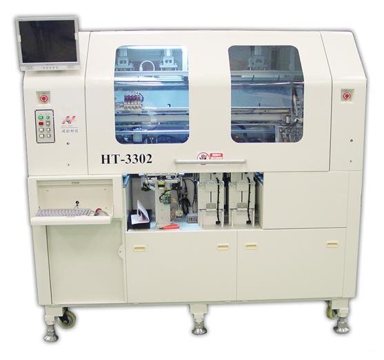 HON HT-3302 SD Card Test Handler