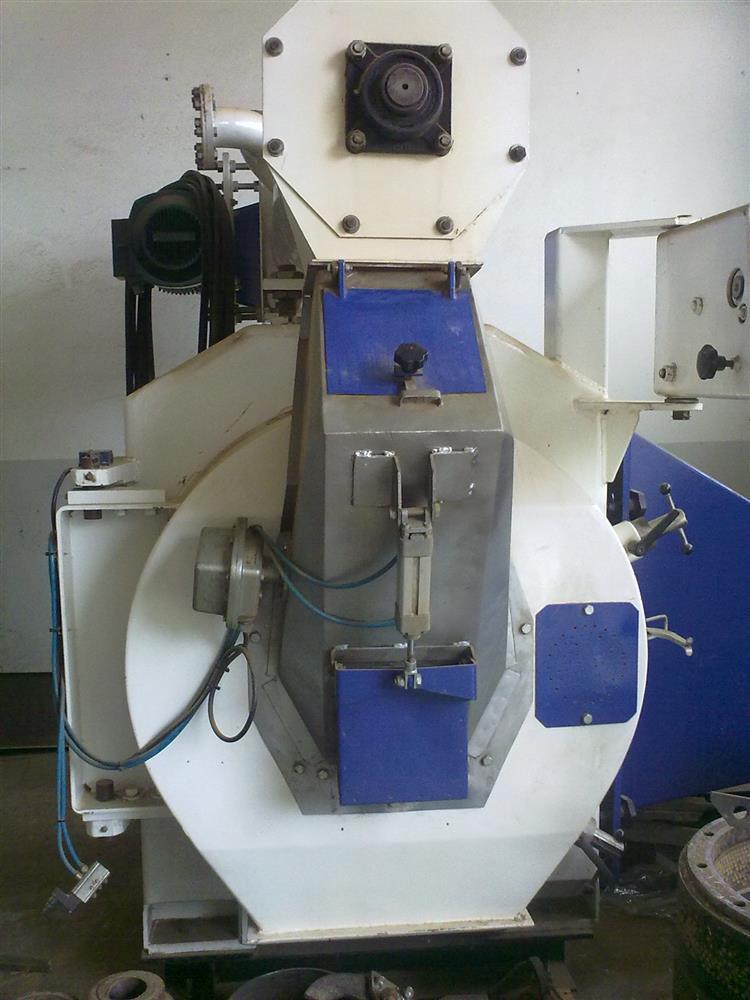 BUHLER DPBA Pellets Press