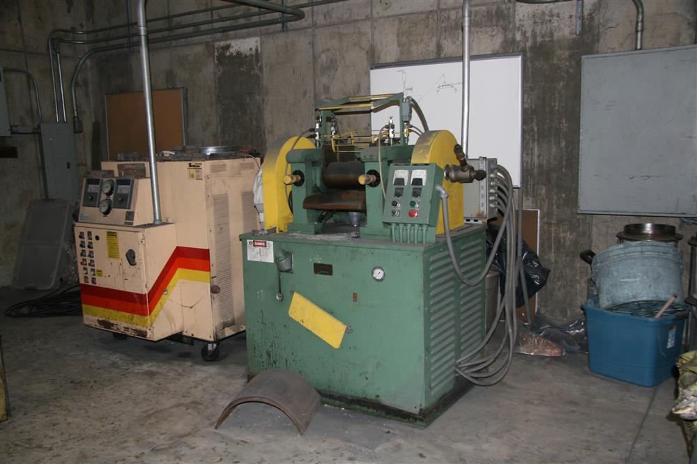 RELIABLE F6026-D Roll Mill