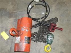 Image 1 Ton CM VALUESTAR Electric Chain Hoise Lift Crane Winch, 1000 KG 446902