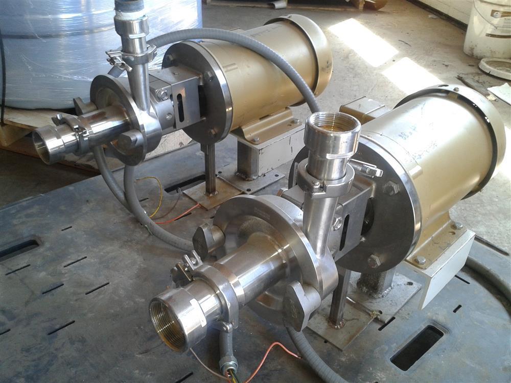 Image 5 HP AMPCO Pump 447015