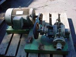 "164012 - 2"" ROPER Stainless Steel Positive Displacement Pump"