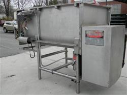 164378 - 40 cf Stainless Steel Twin Ribbon Mixer