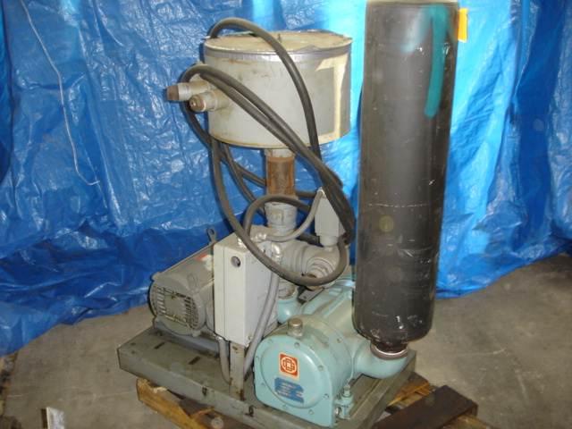 15 Hp Gardner Denver Ai 164478 For Sale Used N A