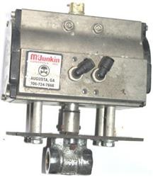"165028 - 1/2"" Pneumatic Actuated Ball Valve"