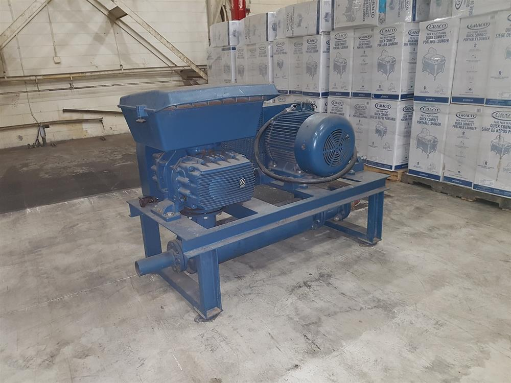 Industrial Blower Systems : Industrial blower lot of for sale used