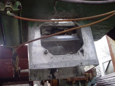 Image 100 Gallon TELEDYNE READCO Stainless Steel Sigma Blade Mixer 453340