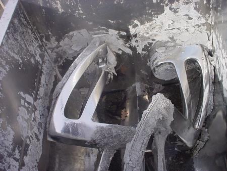 Image 100 Gallon TELEDYNE READCO Stainless Steel Sigma Blade Mixer 453345