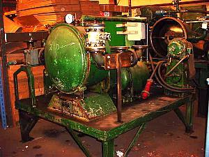 "26"" CORNELL MACHINE CO. D26SH Carbon Steel Versator"