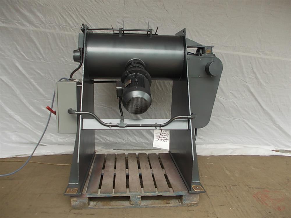 200 L MORTON Ploughshare Mixer