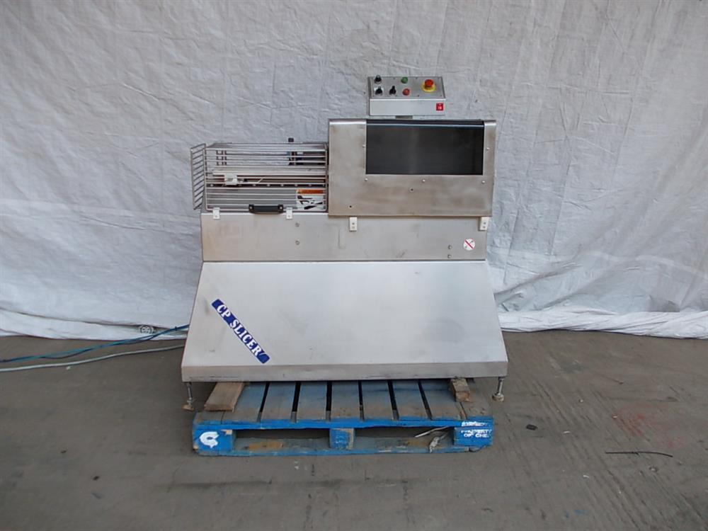 CP FOOD MACHINERY Long Stroke Fish Slicer
