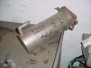 Image 1.20 Gallon ACME / HODGE GROUP 316 Stainless Steel Jacketed Tank 455514