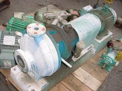 "165814 - 1"" x 2-10"" GOULDS Stainless Steel Centrifugal Pump"