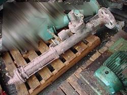 "Image 3"" x 3"" NETZSCH Stainless Steel Progressive Cavity Pump 455546"