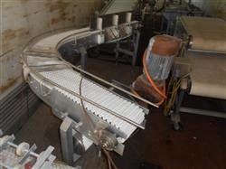 165940 - 90 Degree Stainless Steel Conveyor