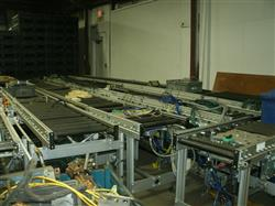 166175 - 115' LOGOMAT Automated Conveyor/Line