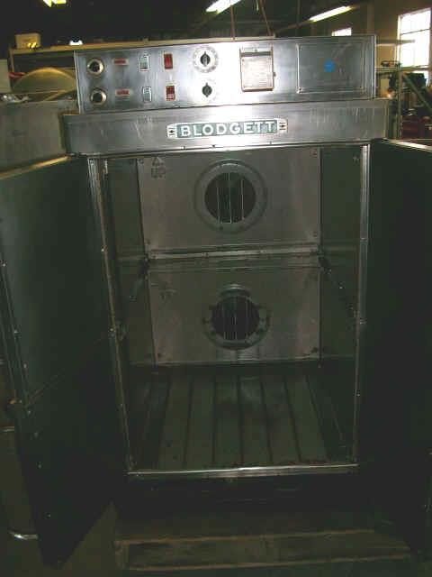 Image BLODGETT RE-44 Double Oven 463827