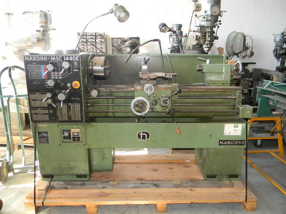 Complete Machine Shop Machines