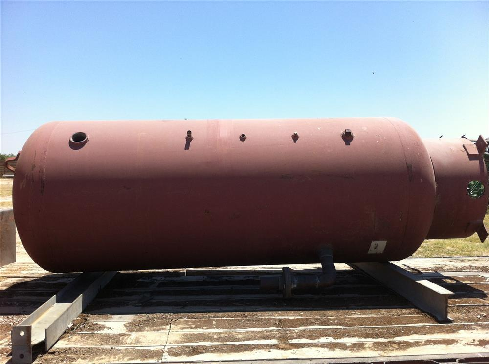 Image 600 Gallon Vertical Compressed Air Tank 467270