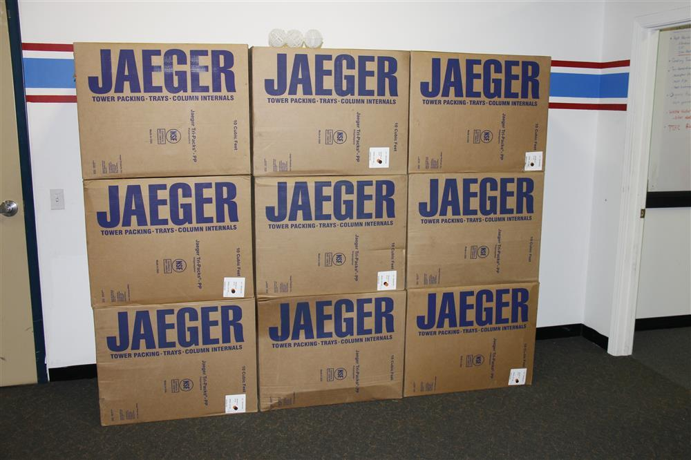 JAEGER Packing Balls