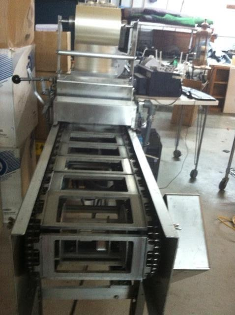 Image ANCHOR Sandwich Lidding Machine  811993