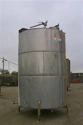 Image 2970 Gallon Stainless Steel Tank 468121