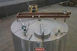 Image 2970 Gallon Stainless Steel Tank 468123