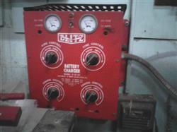 Image EXIDE Battery Charger, 12 Volt 469518