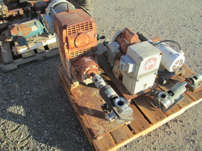 Image JABSCO Positive Displacement Pumps (Lot 5) 473346