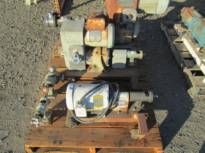 Image JABSCO Positive Displacement Pumps (Lot 5) 473347