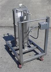 """Image ITT Standard """"Plateflow"""", 10"""" x 30"""" Plate Type Heat Exchanger 474024"""