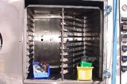 Image T-M VACUUM PRODUCTS Stainless Steel Vacuum Oven 474181