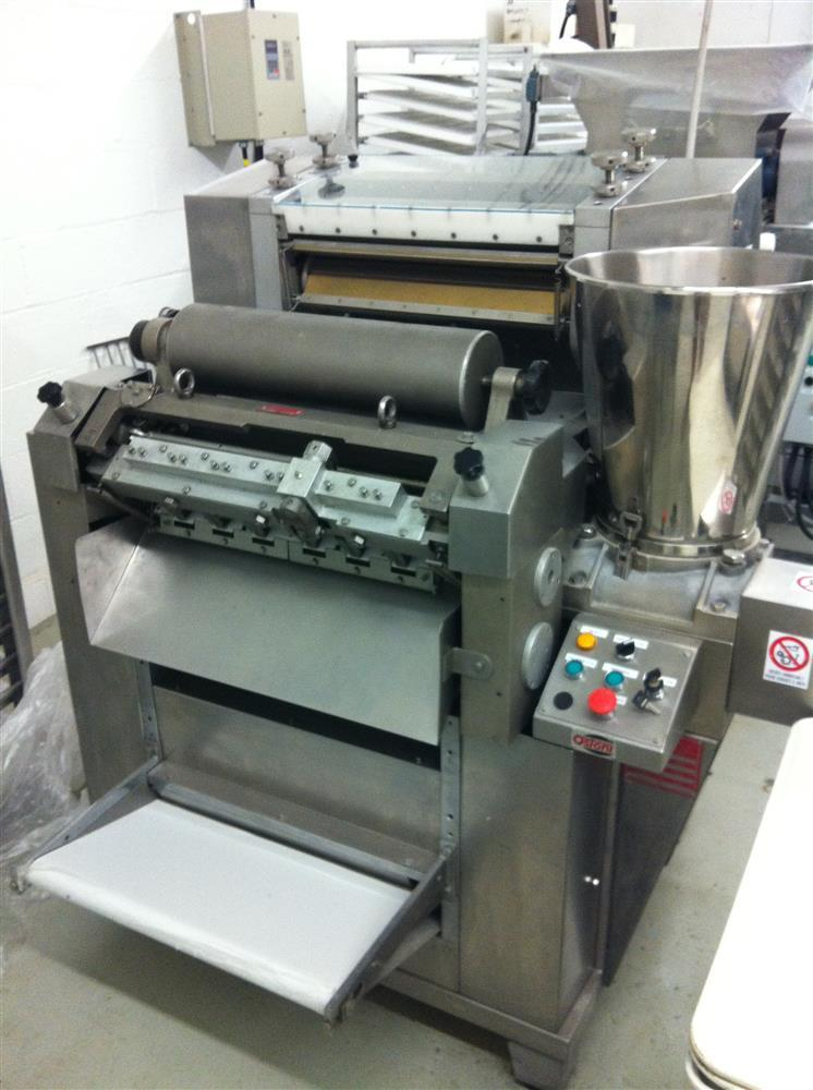 TORRESANI Filled Pasta Machine/Mixer/Laminator