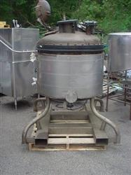 170645 - 100 Gallon ROBEN Stainless Steel Reactor with Lining