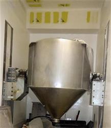 Image 6000 Liter BOHLE Type PM-6000 Stainless Steel Dry Blender 479084