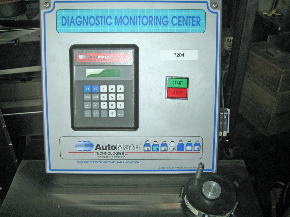 Image AUTOMATE AM-DP Diagnostic Label Inspection Center 479094